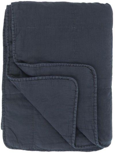 Ib Laursen Vintage Quilt Midnight Blue