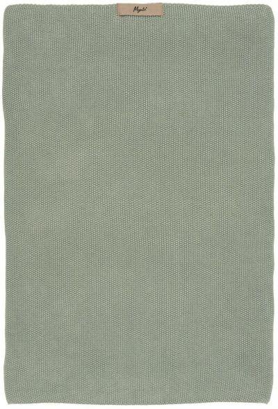Ib Laursen Håndklæde Mynte Dusty Green