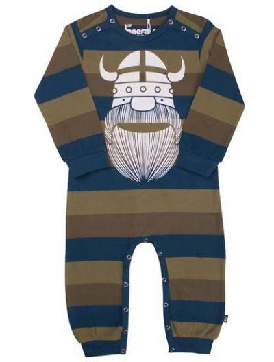 ORGANIC - Anis suit Headland
