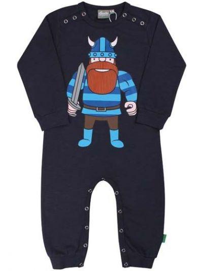 ORGANIC - Anis suit Dk Navy ERIK DIN VEN