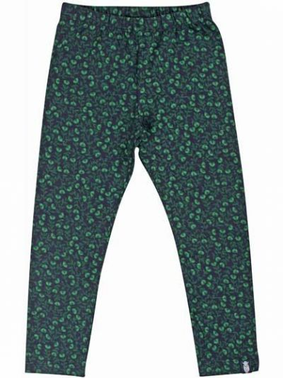 ORGANIC - Kanel leggings Dark Navy FLEURIE