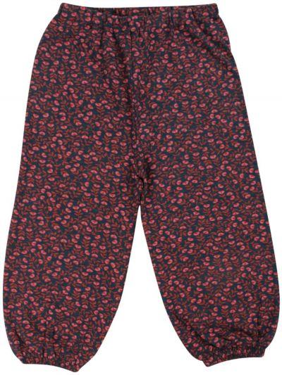 ORGANIC - Nutmeg pants Dusty navy FLEURIE