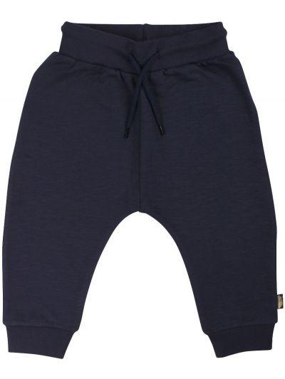 ORGANIC - Boeg Pants Dk Navy