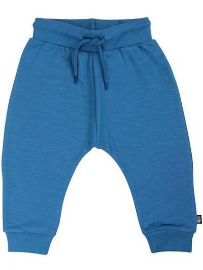 ORGANIC - Boeg Pants Vintage Blue