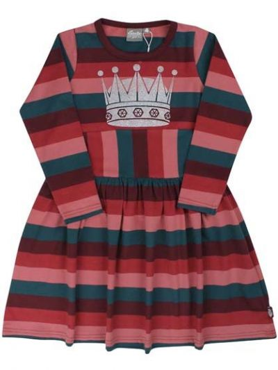ORGANIC - Chestnut Dress Tasty CROWN