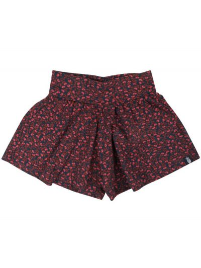 ORGANIC - Oyster Shorts Dusty navy FLEURIE