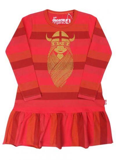 ORGANIC - Seahorse Dress Hotnspicy FREJA
