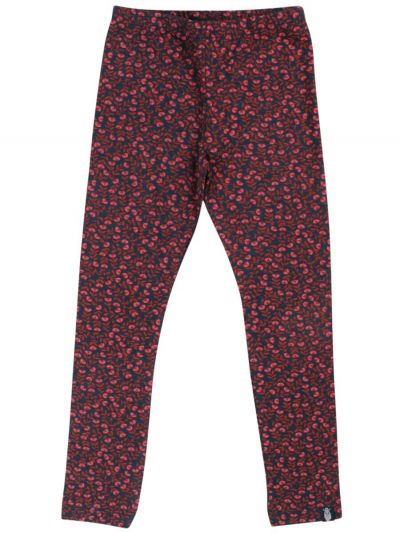 ORGANIC - Spagat Leggings Dusty navy FLEURIE
