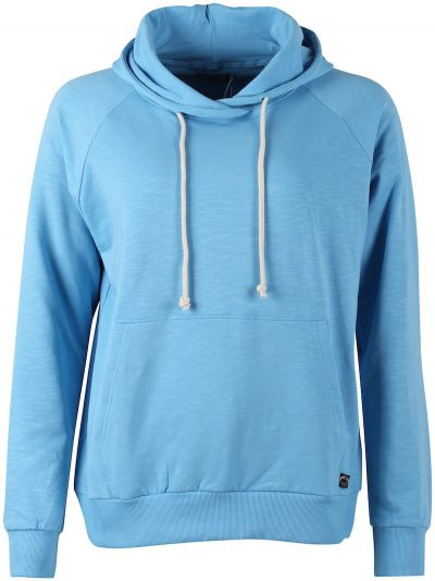 ESS - ORGANIC Mellow Hoodie Baby blue