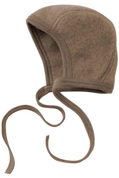 Engel Natur Baby Bonnet Walnut