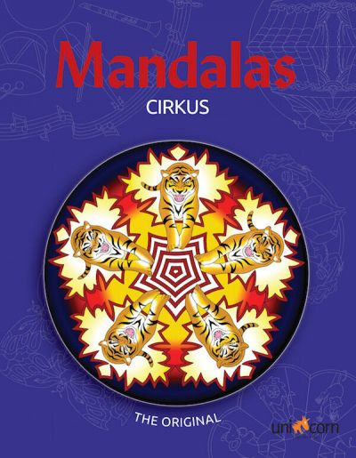 Faber Castell Mandalas Cirkus