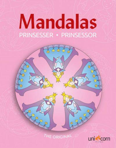 Faber Castell Mandalas Prinsesser