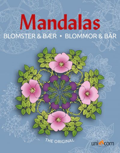 Faber Castell Mandalas Blomster & Bær