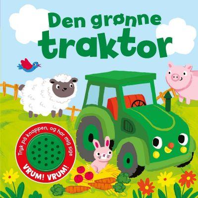 Carlsen-Sjov Med Lyd Den Grønne Traktor