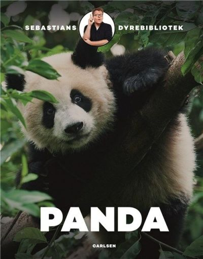 Carlsen Sebastians Dyrbibliotek Panda