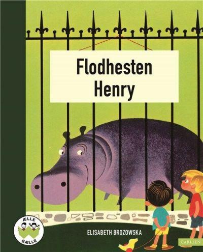 Carlsen Flodhesten Henry Af Elizabeth Brozowska