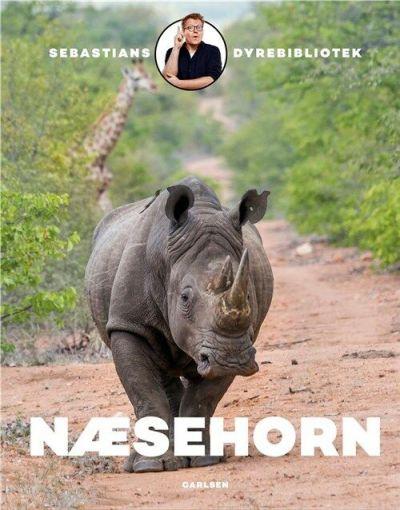 Carlsen Sebastians Dyrbibliotek Næsehorn