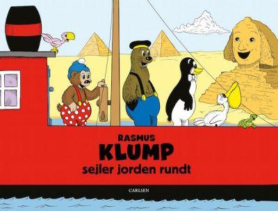 Carlsen Rasmus Klump sejler jorden rundt Af Gitte Ladefoged