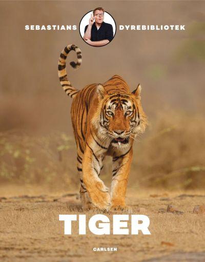 Carlsen Sebastians Dyrbibliotek Tiger