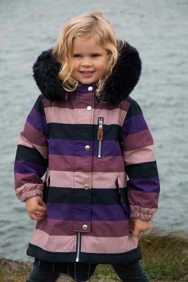 Maja Winter Jacket Phazer