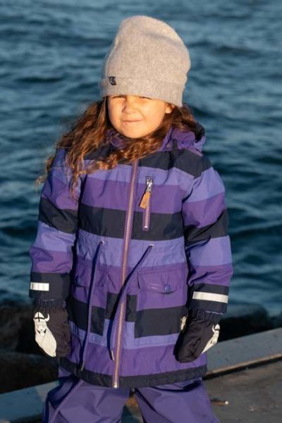 Rose Winter Jacket Hypothermic