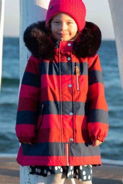 Maja Winter Jacket Volcanic