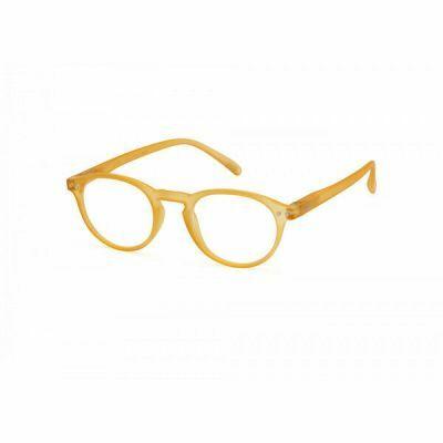 IZIPIZI Læsebriller +1.5 #A Yellow Honey