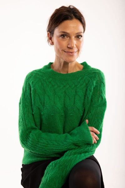 Aarluk Sweater Green