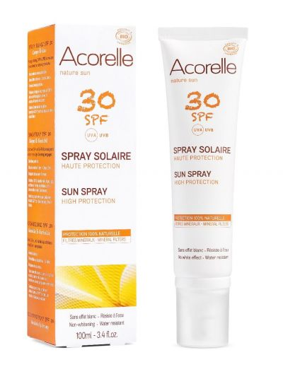 Acorelle Sun Spray SPF30 High Protection 100ml