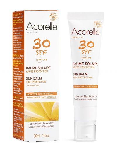 Acorelle Face Sun Balm SPF30 30ml