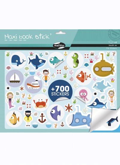 MAILDOR Maxi Book Stick Sea