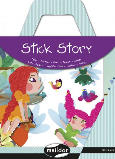 MAILDOR Stick Story Faries
