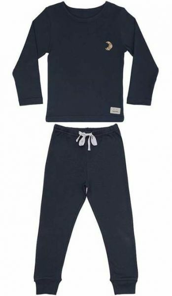 SNORK LS Pyjamas Alexander Midnight Blue