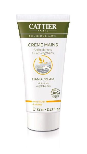 Cattier Hand Cream Dry Hands