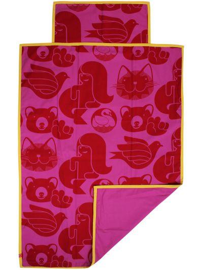 Bed Linen Junior Fuchsia SWEETSTUFF
