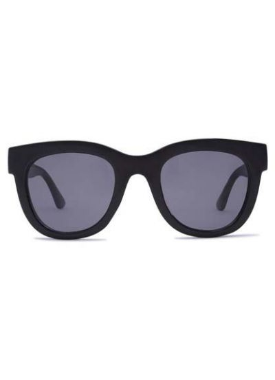Solbriller Crusheyes BELLISIMO Gloss Black Smoke