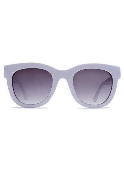 Solbriller Crusheyes BELLISIMO White Smoke