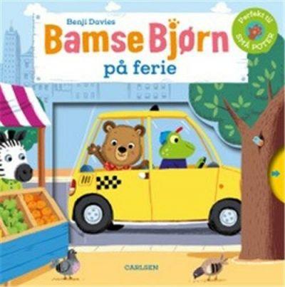 Carlsen-Bamse Bjørn På Ferie