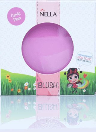 Miss Nella-Blush Candy Floss