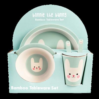 RL Bamboo Tableware Bonnie the Bunny