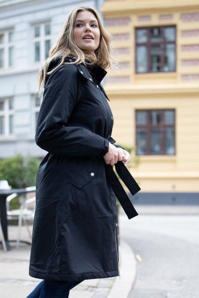Bornholm Winter Rain Black