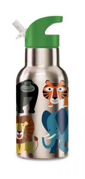 Joytoy Stainless Steel Bottle Jungle Friends