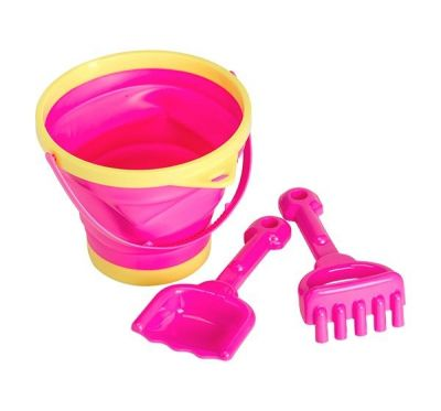 Bucket and Spade Set Pink