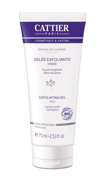 Cattier Exfoliating Face Gel All Skin Types