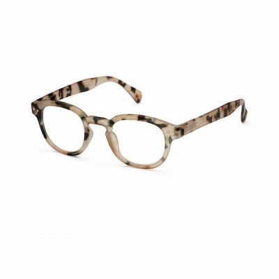 IZIPIZI Læsebriller +1 #C Light Tortoise