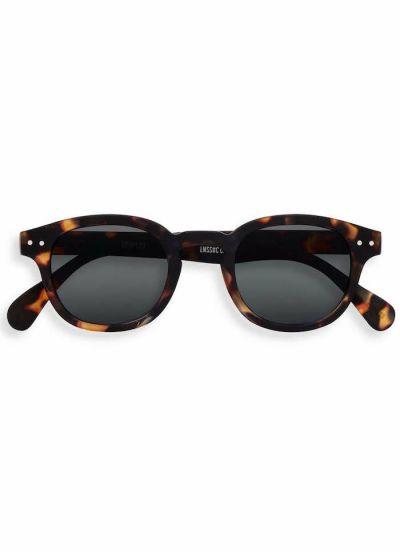 IZIPIZI Solbriller +0 #C Tortoise
