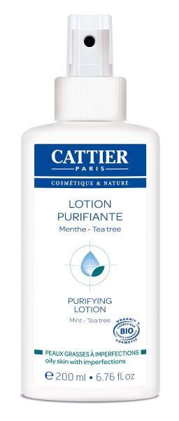 Cattier Purifying Lotion Mint/Tea Tree