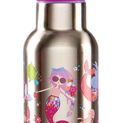 Joytoy Stainless Steel Bottle Mermaids