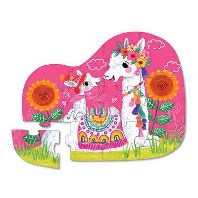 Joytoy Mini Puzzle 12 Pcs Llama Love