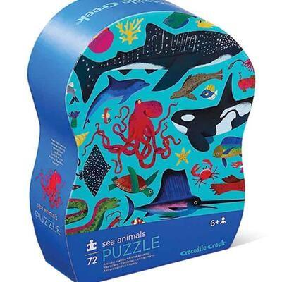 Joytoy Puzzle 72 Pcs Sea Animals